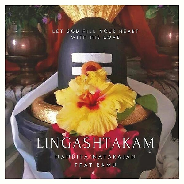 Hindu song Lingashtakam by Nandita Natarajan